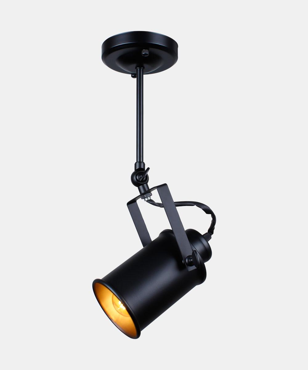 Industrial Pendant Light Vintage Loft pendant light Spotlights American pendant Lamp LED Lamp Restaurant cafe bar decoration 12
