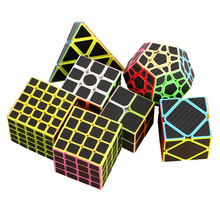 Magic Cube 3x3x3 Puzzle Cute Toy Neo Cube 4x4x4 Mini Learning Education Toys 5x5x5 Speed Cubes Gift for Children Adult(China)