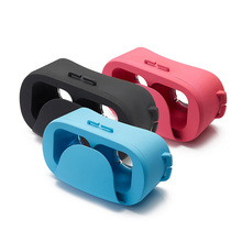 Mini VR Glasses 3D Virtual Reality Goggles Google Cardboard 4.0 - 6.0 inches FOV 120 3D VR Box for Android IOS Smartphone