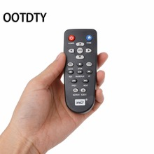 Remote Control Replace For WD Western Digital TV HD Mini Live Plus Media Player(China)