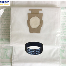 6Pcs Dustbag 1*Belt Kirby Universal Bag suitable for Kirby Universal Hepa Cloth Microfiber dust Bags for KIRBY Sentrial F/T