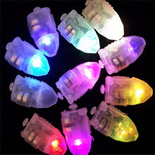 400pcs/lot LED Light Bulb Mulit For Helium Balloon Paper Lantern Craft DIY Birthday Wedding Party Decor Supplies Wholesale