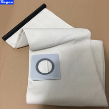Free Post New 1 PCS For KARCHER VACUUM CLEANER Cloth DUST Filter BAGS WD3200 WD3300 WD Fit A2204/A2656/WD3.200/SE4001(China)