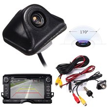 Newest 170 Night Vision Car Rear View Camera Universal Auto Parking Reverse Backup(China)