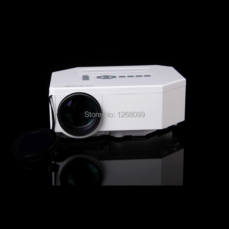 2016 New Mini Portable Smart Projector LED Projector Home Used Digital Projector USB VGA AV SD HDMI Projector Free Shipping<br><br>Aliexpress