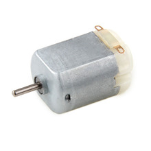 3Pcs Miniature DC Motor DIY Toy 130 Small Electric Motor 3V to 6V Low Voltage #L057# new hot
