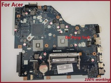 Laptop motherboard for ACER 5253 GATEWAY P5WE6 JE50 LA-7092P, full test 100% working