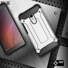 Buy MLLSE Hybrid Tough Shockproof Armor Phone Back Case Xiaomi Mi6 Mi5S Plus Mi5C Note 2 Redmi Note 3 4X 4A 3S Hard Rugged Cover for $2.01 in AliExpress store