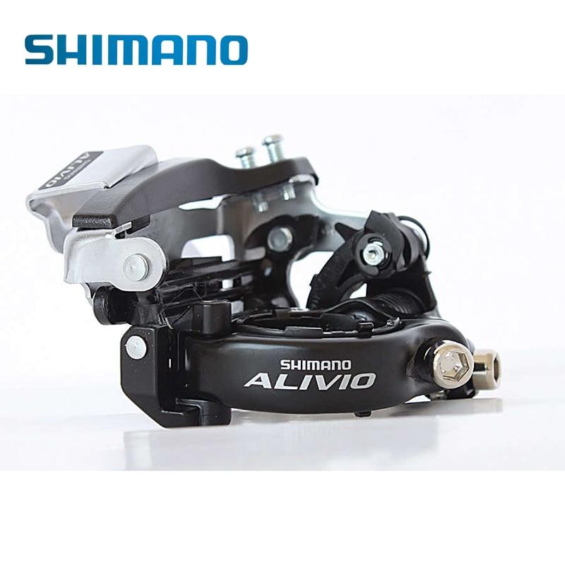 SHIMANO ALTUS M310 7//8-SPEED TRIPLE TOP SWING MTB FRONT BIKE DERAILLEUR