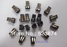 1000Pcs/lot Free shipping  2.0 DC JACK H=6.8 short one charge port used for Nokia and many mobile phone table pc  MP3 MP4