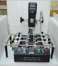 DHL free shipping FUNDAR FD-5100 bga reballing machine hot air soldering station for laptop PS3 motherboard(China)