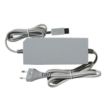 High Quality EU Plug Replacement Wall AC Power Adapter Supply Cable Cord for Nintendo for Wii