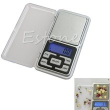 New 500gx0.1g Mini Precision Digital Scales for Gold Bijoux Sterling Silver Scale Jewelry 0.01 Balance Weight Electronic Scales