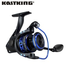 KastKing Centron 9KG Max Drag Power 5.2:1/4.5:1 Gear Ratio 9+1 Ball Bearings Carp Fishing Reel Light Weight Spinning Reel(China)