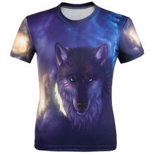 2016 New Skull Printed 3D T Shirts Game Of Thrones Men Shirts O Neck Top Tees Casual Wolf Clothing Novelty Style T-shirts