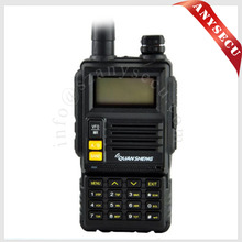 QUANSHENG TG-45UV Portable Two-way Radio 400-480MHz & 136-174MHz Dual Band 6W 128CH TG 45UV Professional Walkie Talkie