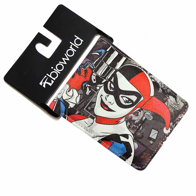 DC Comics Wallet Movies Suicide Squad The Joker Harley Quinn Enchantress And Bat Man Short Wallets With Card Holder Purse<br><br>Aliexpress