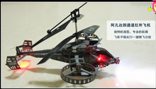 Good Quality 4CH Gyro RC Helicopters Hot Sale Shatter Resistant Helicopter New radio control toys helicoptero(China)