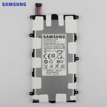 SAMSUNG Original Replacement Battery SP4960C3B For Samsung GALAXY Tab 7.0 Plus P3110 P3100 P6200 Genuine Tablet Battery 4000mAh(China)