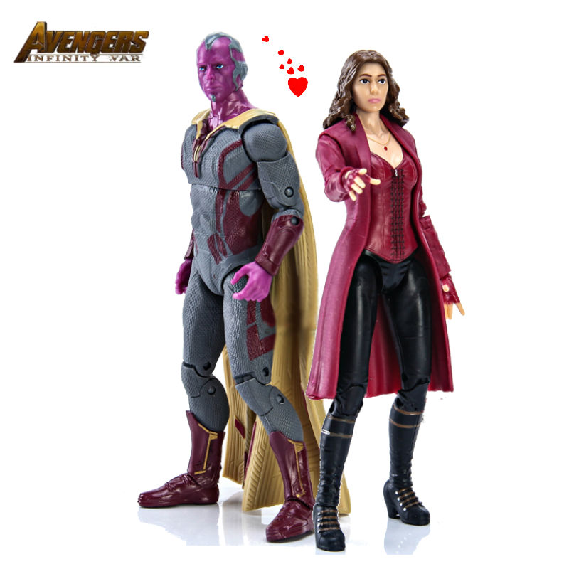 Avengers Infinity Scarlet Witch SIXTH SCALE  Marvel Legends Action Figure Toys
