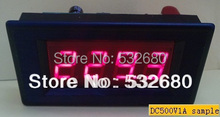 500V 1A  DC LED Digital multifunction power meter panel watt Voltage current, low price, amps to watt, single sample