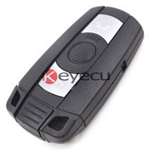 3 Button Smart Remote Key CAS3 for BMW 1 3 5 6 7 Series 868MHZ With ID7944 Chip
