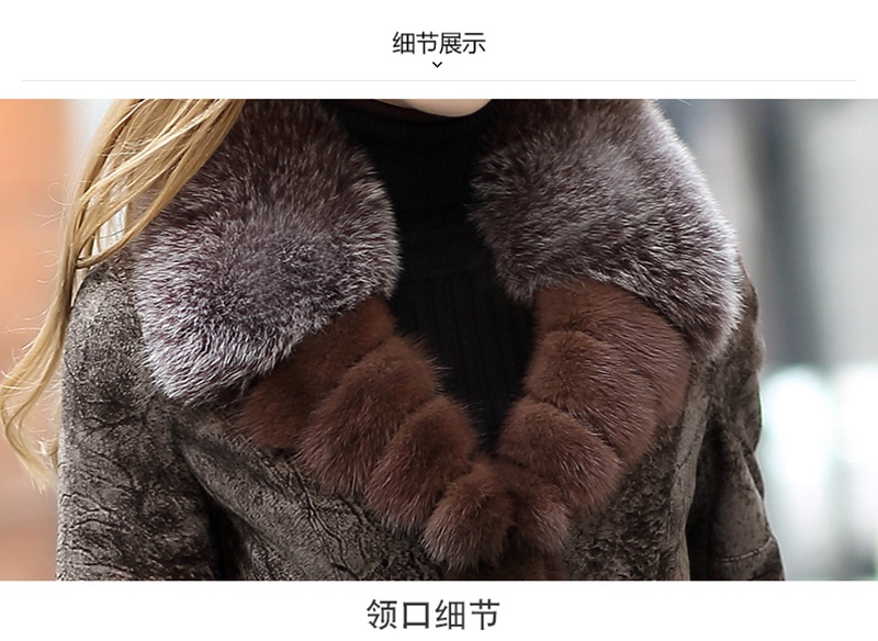 genuine real fur and leather jacket women (9)