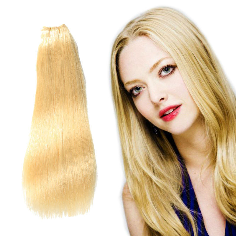 Peruvian Straight Virgin Hair Cheap Straight Human Hair Bundles 613 Blonde Virgin Hair 100 Human Hair Sew In Extensions<br><br>Aliexpress