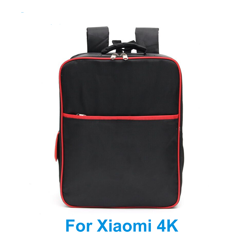 2017 XIAO MI Nylon Shoulder Bag Simple Backpack Xiaomi 4K Drone Backpack Luggage Accessories for xiaomi Drone Backpack