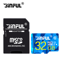 Free shipping Memory card 64GB 32GB class 10 micro sd card 16GB SDXC/SDHC 4GB/8GB C6 mini tf card for Android Smartphone/Tablet(China)