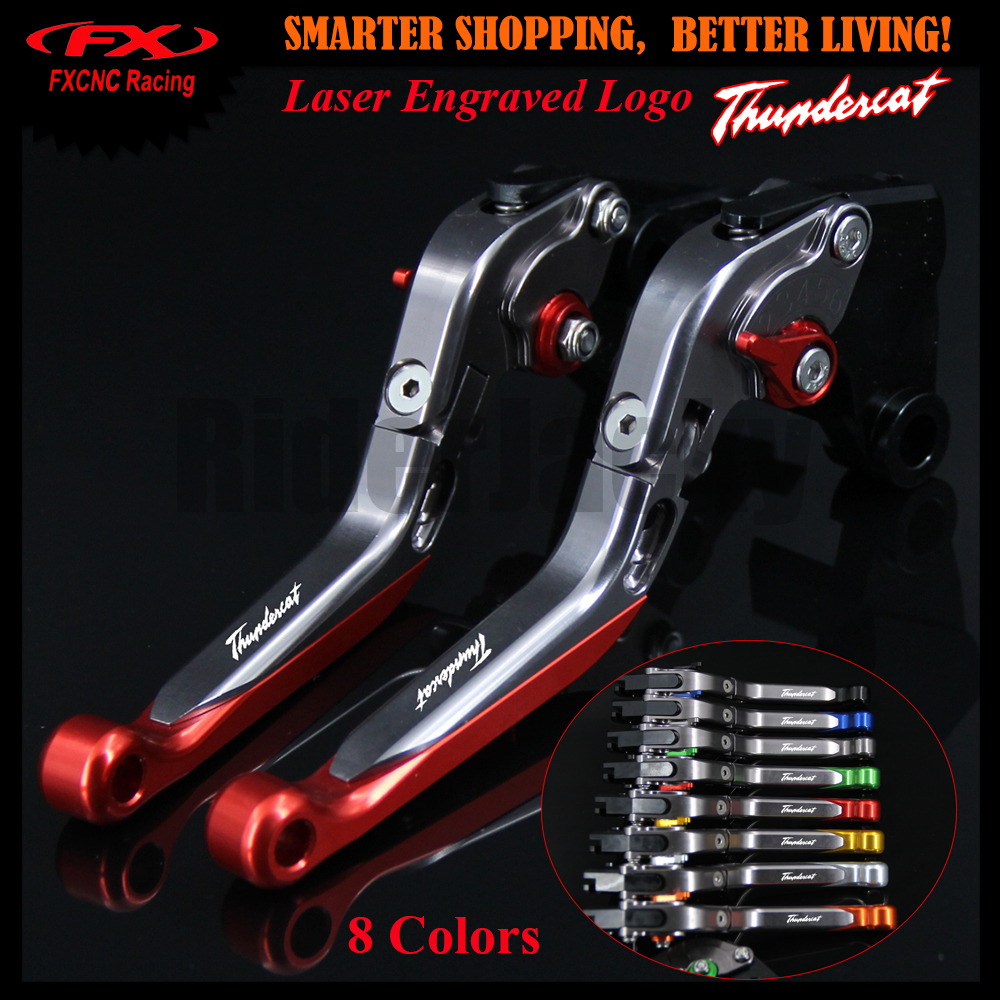 Red+Titanium For YAMAHA YZF600R Thundercat 1996-2007 1999 2000 2001 2002 2003 2004 2005 2006 CNC Motorcycle Brake Clutch Levers<br>