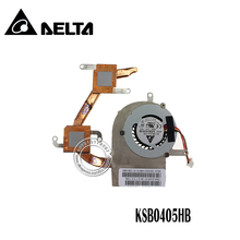 Laptop CPU cooling fan for asus eee pc 1015T 1015B 1015p 1015 1015pn notebook fan KSB0405HB (AMD CPU)