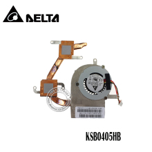 Laptop CPU cooling fan for asus eee pc 1015T 1015B 1015p 1015 1015pn notebook fan KSB0405HB (AMD CPU)(China)