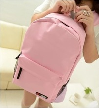 Large Capacity Women Oxford Campus Backpack For Teenage Girls Student Collegiate School Travel PINK Backpack Laptop Bag