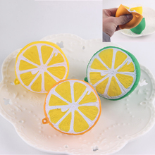 2017 New Jumbo Squishy Lemon Soft Anti Stress Kawaii Cute Fruit Slow Rising Decoration Charm Scented Bread Cake Kid Toy Gift