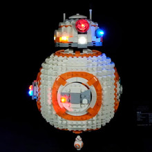 Led Light Set Lego 75187 star wars bb8 Robot starfighter Building Blocks Compatible 05128 Toys Gift  Store)