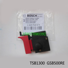 Free shipping!  Original Electric hammer Drill Speed Control Switch for bosch TSB1300/GSB500RE,Power Tool Accessories