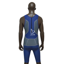Job one piece waterproof compression sportswear cycling jersey triathlon suit men's swimsuits cycling running triathlon suit
