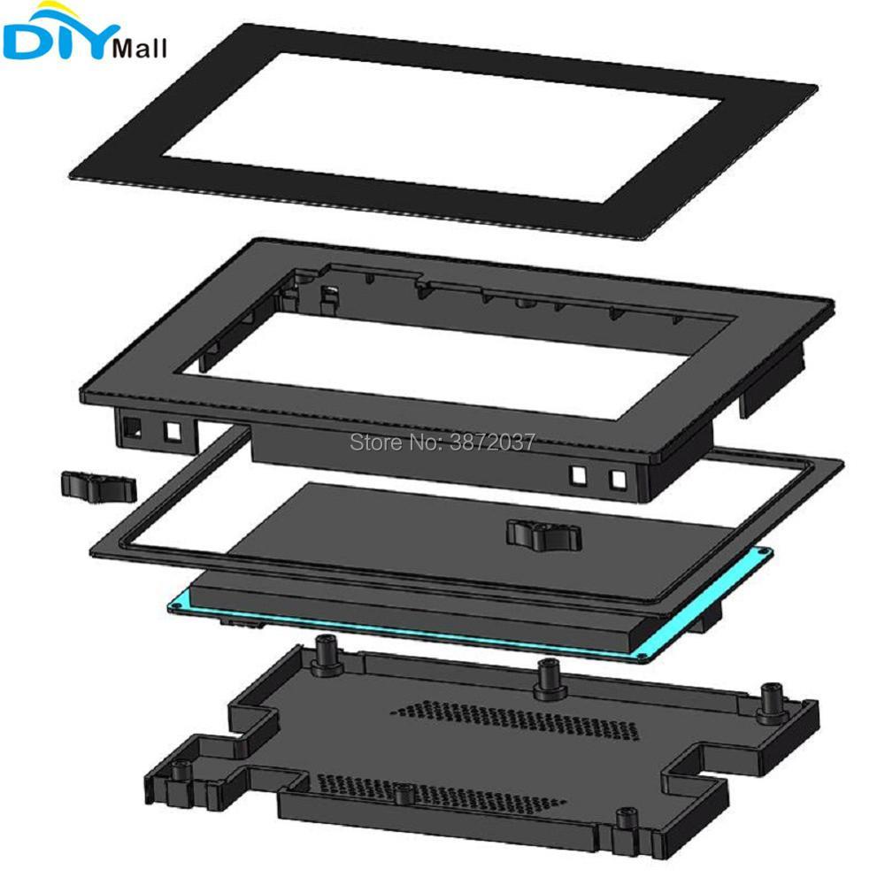 FZ2850+FZ2851-7.0 nextion enhanced resistive capacitive touch panel-4