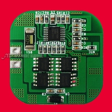 4 string 18650 battery lithium battery protection board square protection board 14.8V 16.8V charging board