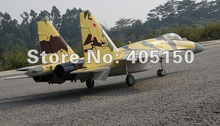 Freewing Su35 twin 70mm EDF rc jet plane(China)