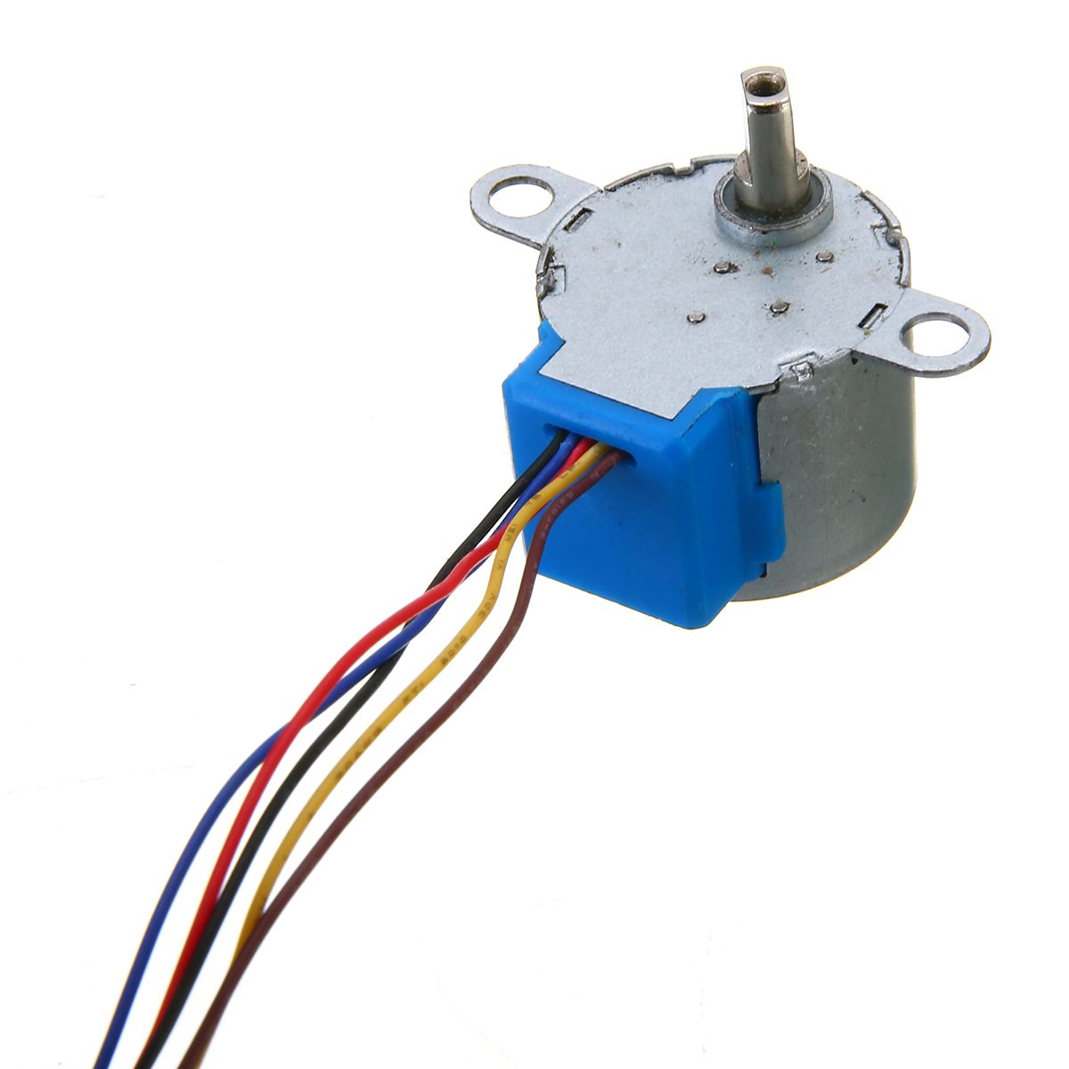 DC 5V Reduction Stepper Motor 24BYJ48 Gear Stepper Motor Micro 4 Phase 5 Wire Stepper Motor For Arduino Mayitr