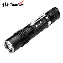 ThorFire VG15S 1070 Lumens 5 modes LED Flashlight Aluminum 18650 Light Torch VG15 Upgraded Version for Camping Hiking