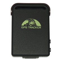 Wholesale REAL TIME GPS/GPRS/GSM TRACKER,TK102B, PERSONAL TRACKER, SMALL GPS TRACKER