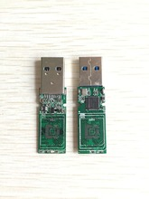 USB3.0 eMMC 153 169 U disk PCB NS1081 main controller without flash memory for recycle emmc emcp chips(China)