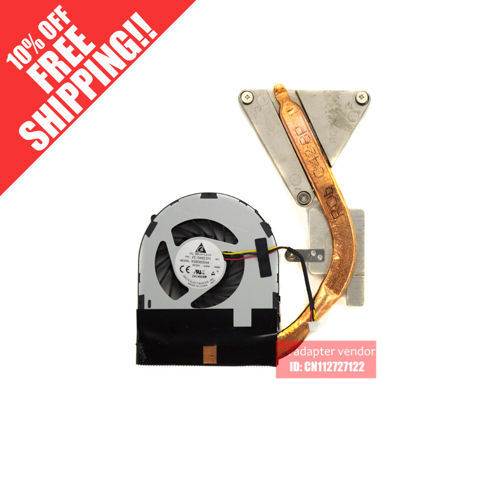 new FOR Dell independent N4050 M4050 2420 3420 laptop Fan radiator heat sink<br>