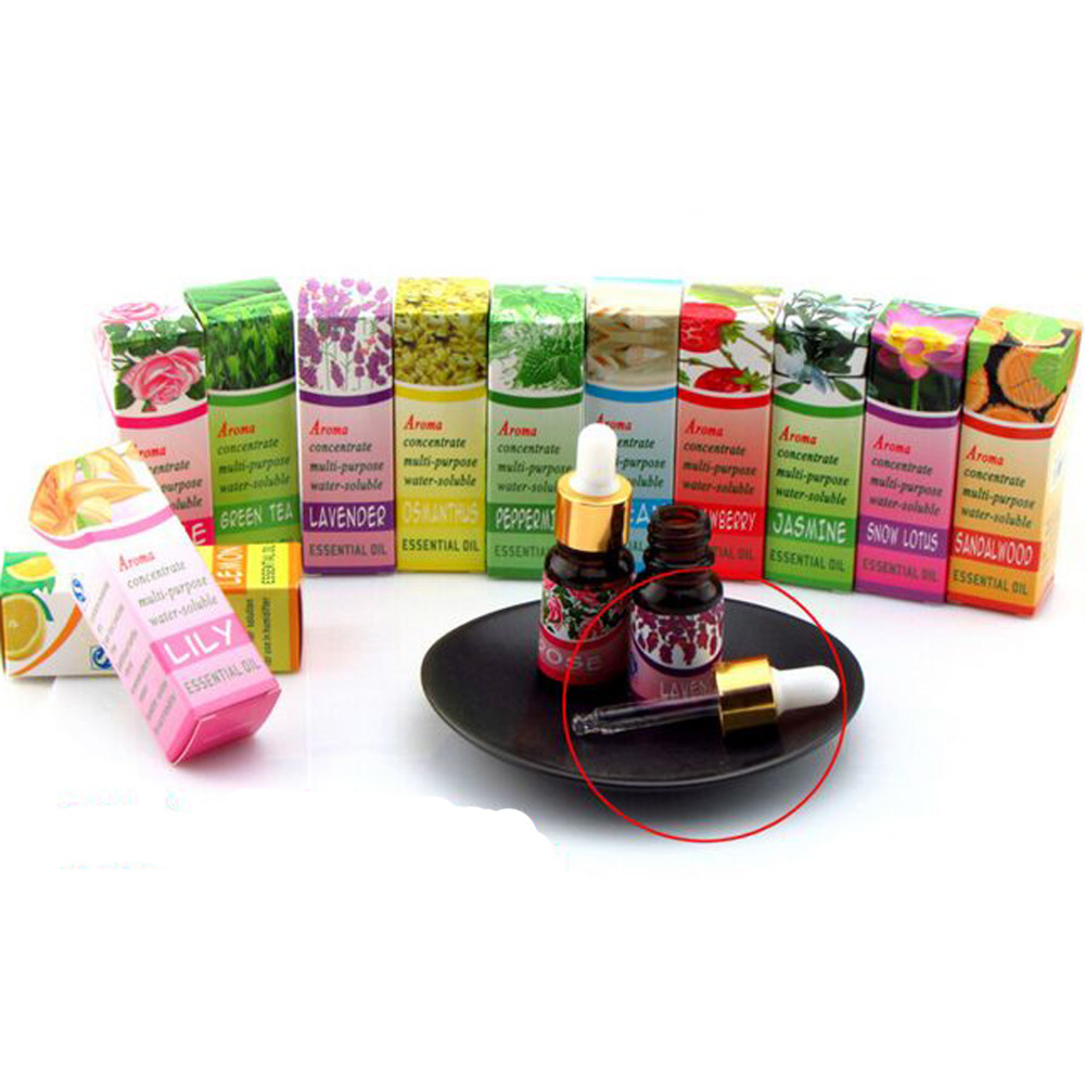 12pcs/lots Plant aroma Water Soluble Essential Oil,Used For ...