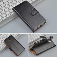 for Samsung Galaxy Note 3 Neo N750 N7505 N7502 SM-N750 SM-N7505 case Wallet with Stand and Card Holder 4 Colors Available(China)