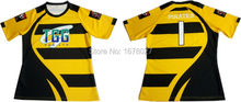 Free design adult sizes Rugby Uniforms(China)