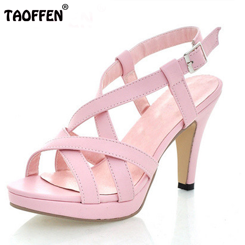 Size 32-43 Womens High Heel Sandals Gladiator Shoes Women Fashion Lady Sexy Platform Sandals Heels Summer Shoes Sandals PA00905<br><br>Aliexpress